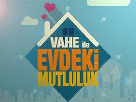 Vahe ile Evdeki Mutluluk Logo / Profil Resmi
