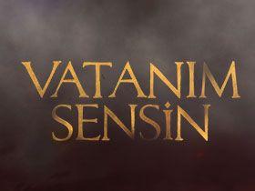 Vatanım Sensin Logo / Profil Resmi