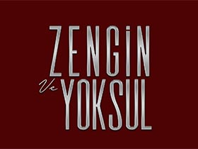 Zengin ve Yoksul Logo / Profil Resmi